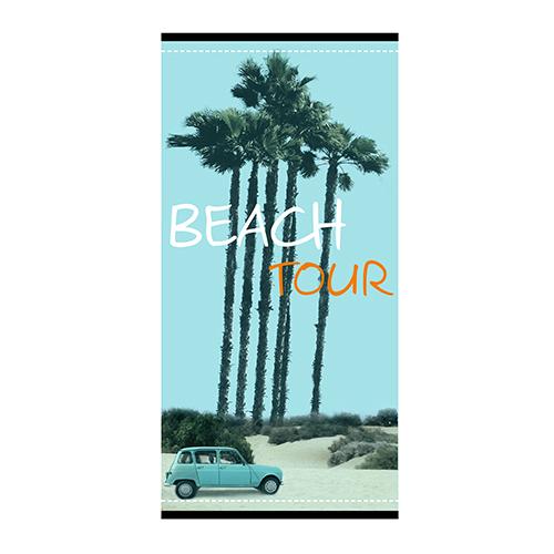 Strandtuch Beach Tour
